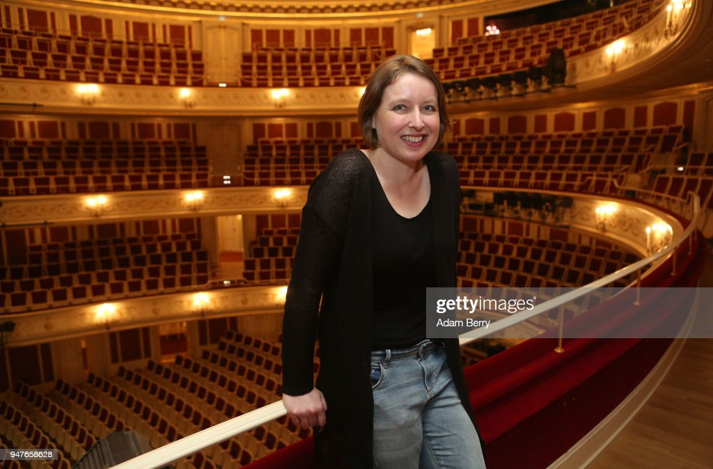 Caroline Staunton Portrait, Assistant Director At Berlin Staatsoper