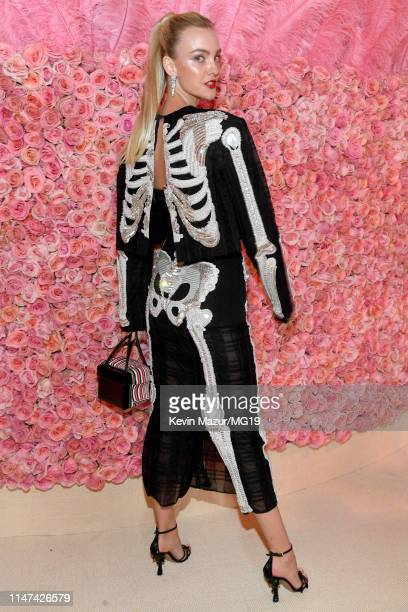 Caroline Trentini attends The 2019 Met Gala Celebrating Camp Notes on Fashion at Metropolitan Museum of Art on May 06 2019 in New York City