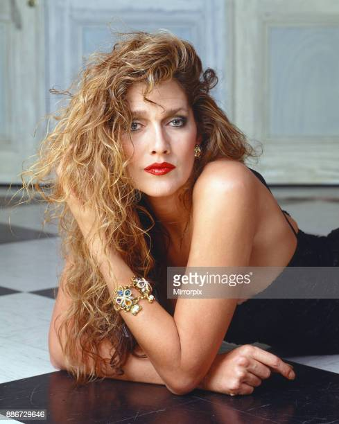 Caroline 'Tula' Cossey a model who is a transgender women and has appeared in a James Bond film Circa 1991