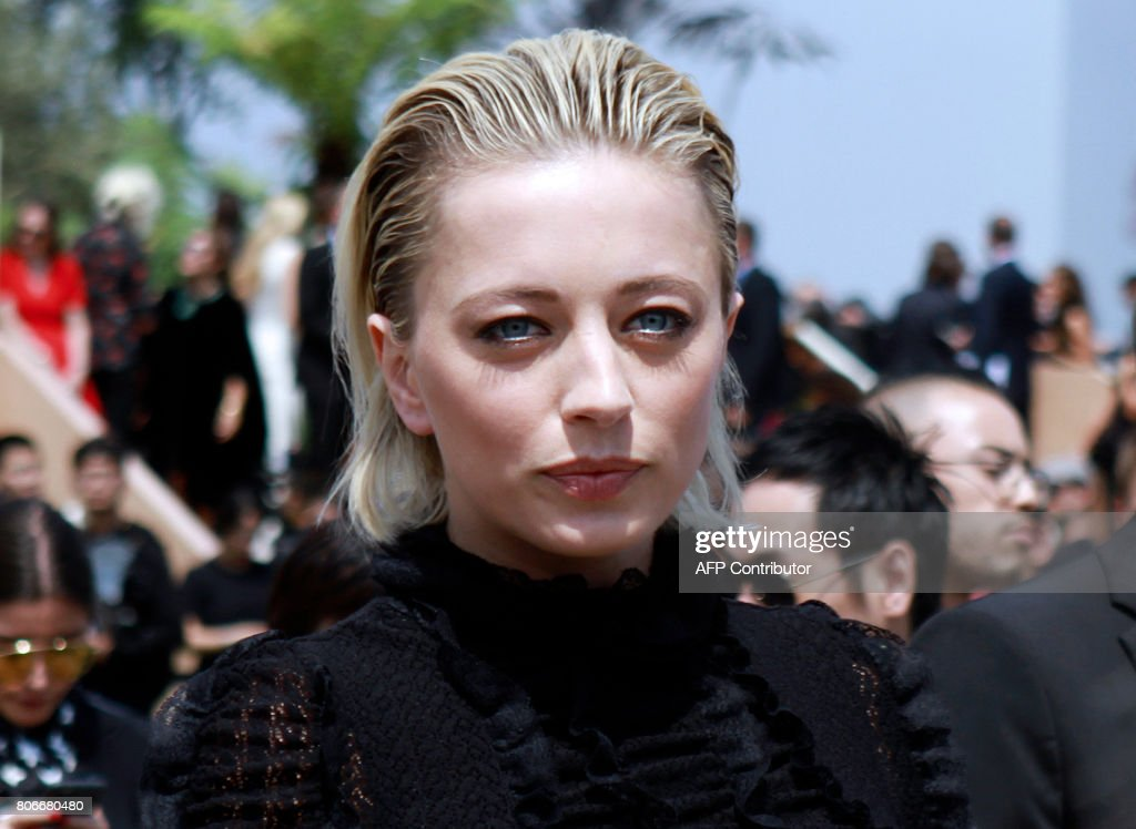 Caroline Vreeland arrives before Christian Dior 2017 fall/winter Haute Couture collection show in Paris on July 3, 2017. /