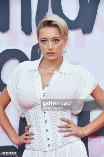 Caroline Vreeland attends Fashion For Relief Cannes 2018 during the 71st annual Cannes Film Festival at Aeroport Cannes Mandelieu on May 13, 2018 in...