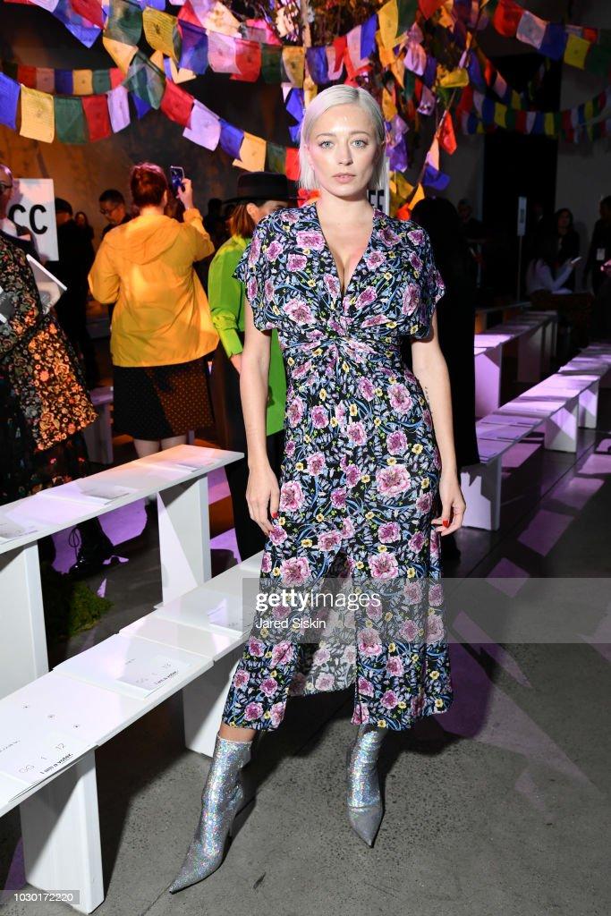 Prabal Gurung - September 2018 - New York Fashion Week : News Photo