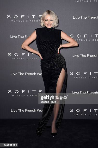 Caroline Vreeland attends La Nuit by Sofitel Party with CR Fashion Book at Pavillon Cambon during Paris Fashion Week Womenswear Fall/Winter 2019/2020...