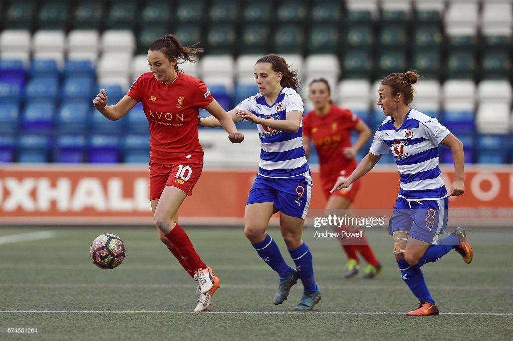 Liverpool Ladies v Reading FC Women: WSL 1 : News Photo