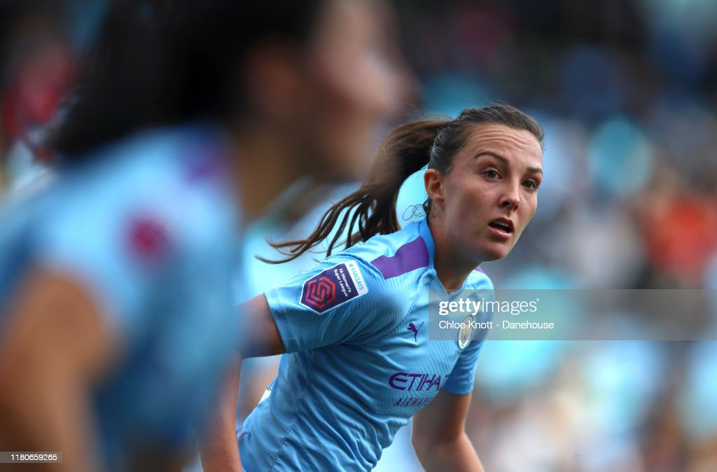 Manchester City v Birmingham City - Barclays FA Women's Super League : News Photo