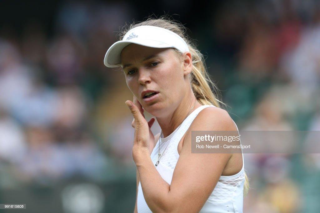 Day Three: The Championships - Wimbledon 2018 : News Photo