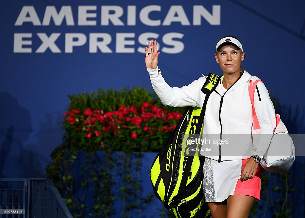 2016 US Open - Day 9 : News Photo