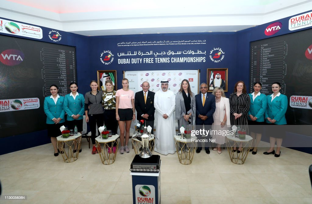 ARE: Dubai Duty Free Tennis Championships - Previews