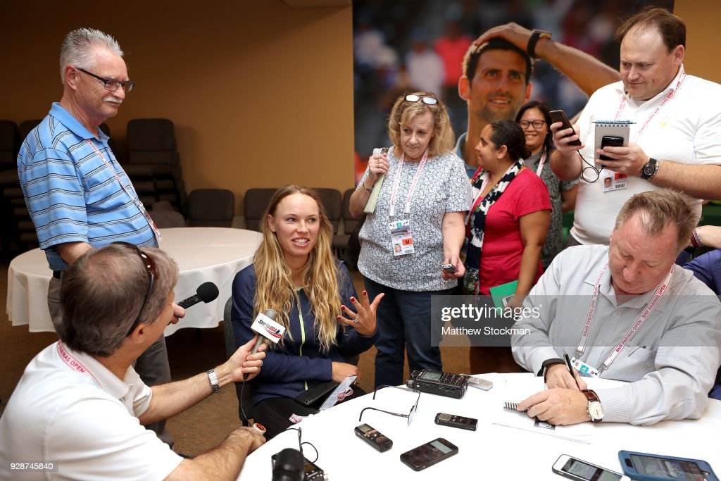 BNP Paribas Open - Day 3 : News Photo