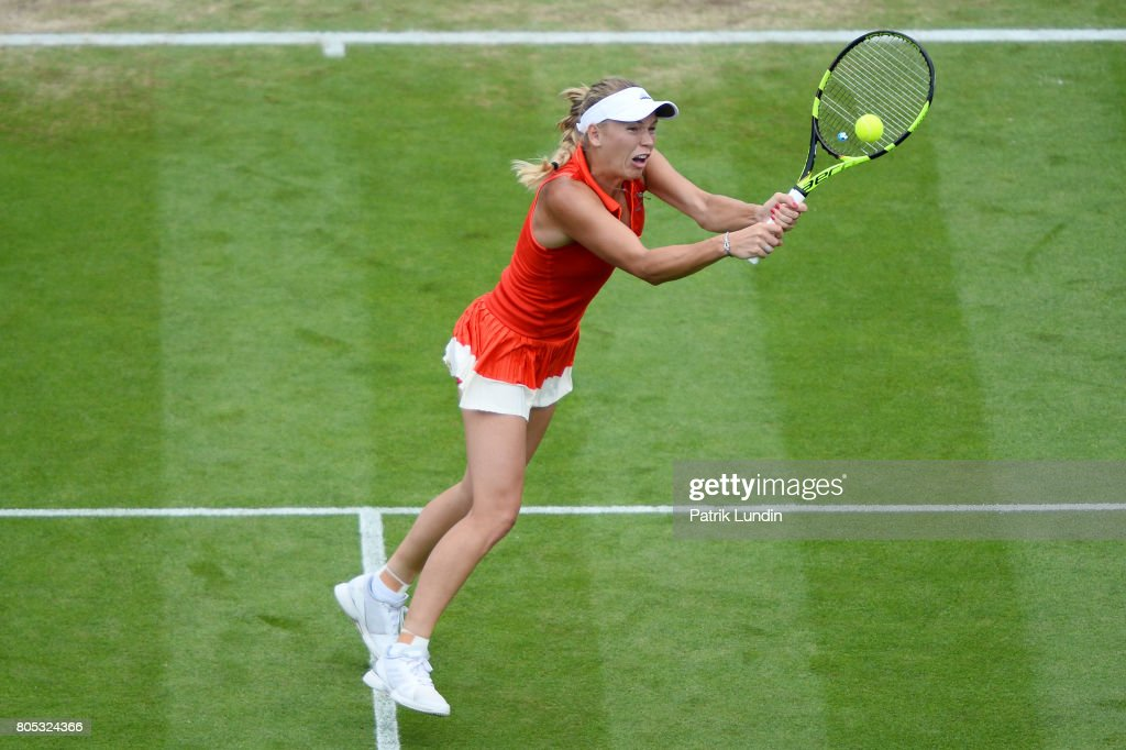 Aegon International Eastbourne - Commercial : News Photo