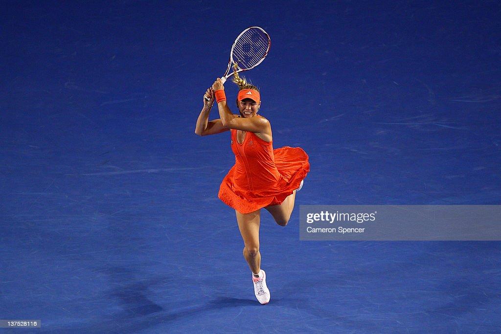 2012 Australian Open - Day 7 : ニュース写真