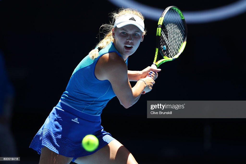 2017 Australian Open - Day 4 : News Photo