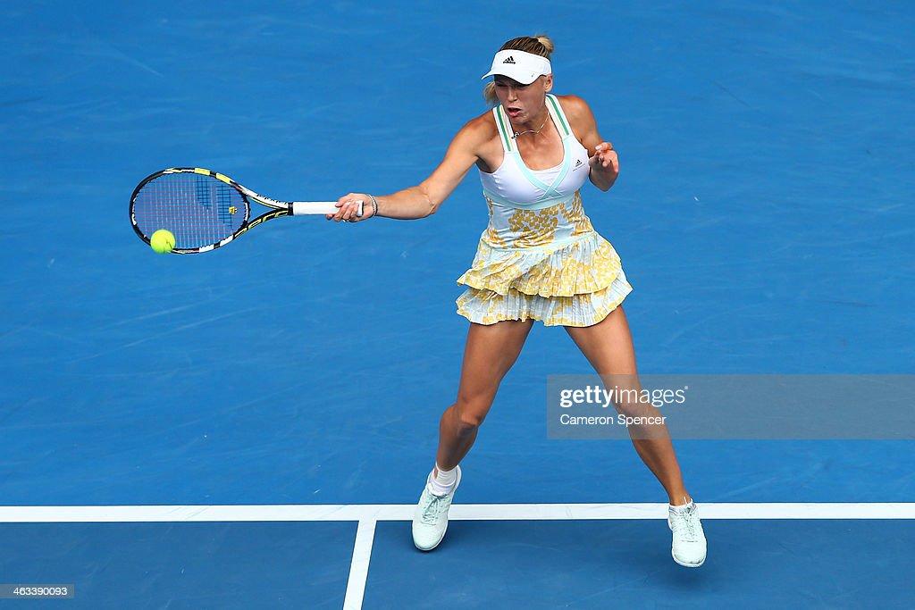 2014 Australian Open - Day 6 : News Photo