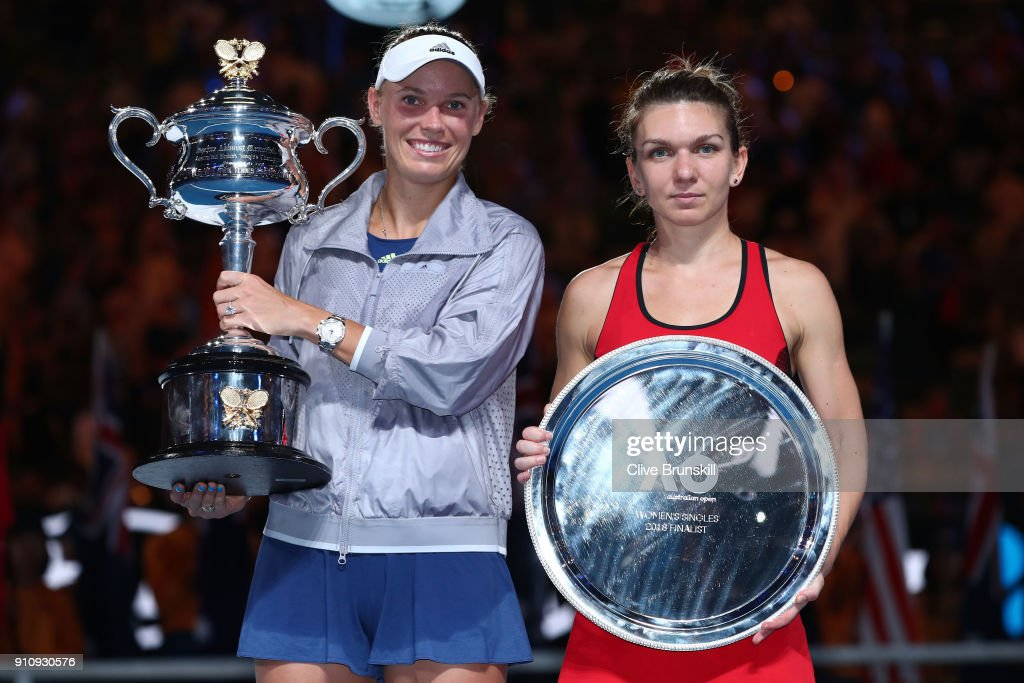 2018 Australian Open - Day 13 : News Photo