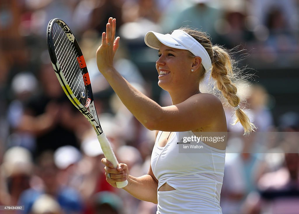 Day Six: The Championships - Wimbledon 2015 : News Photo