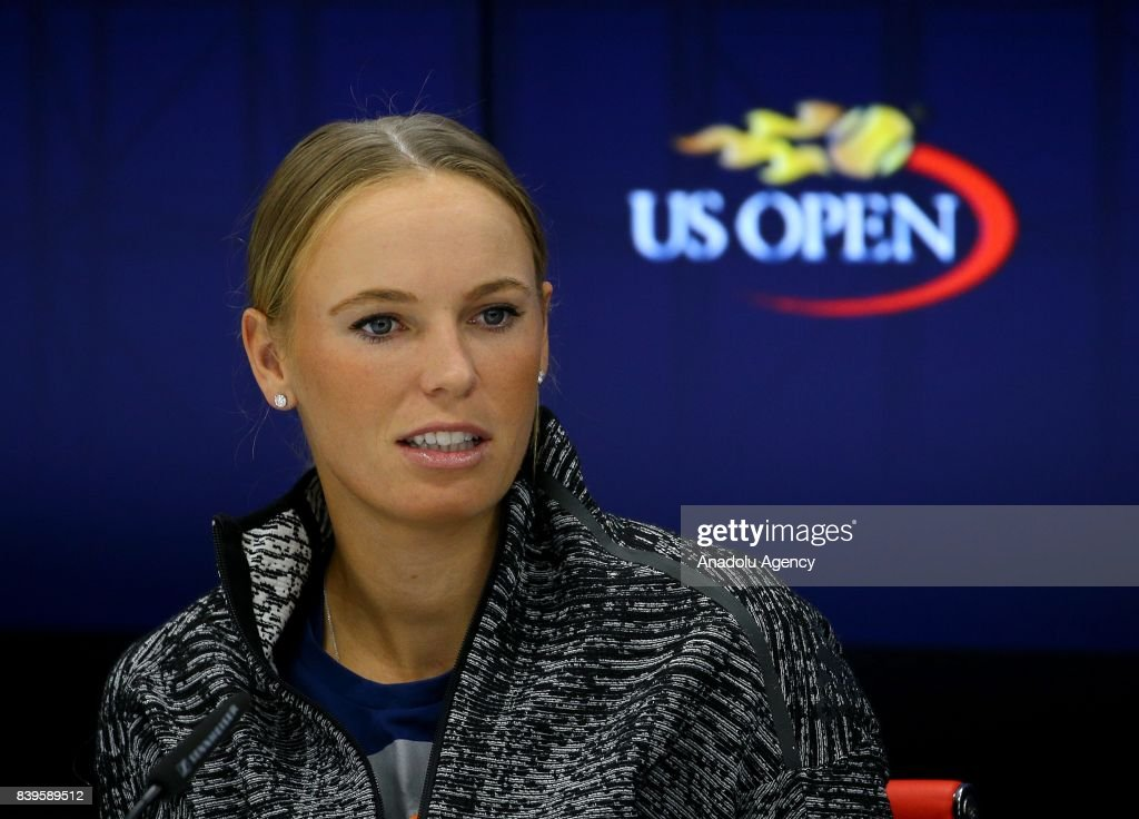 Ahead of 2017 US Open Tennis Championships : News Photo