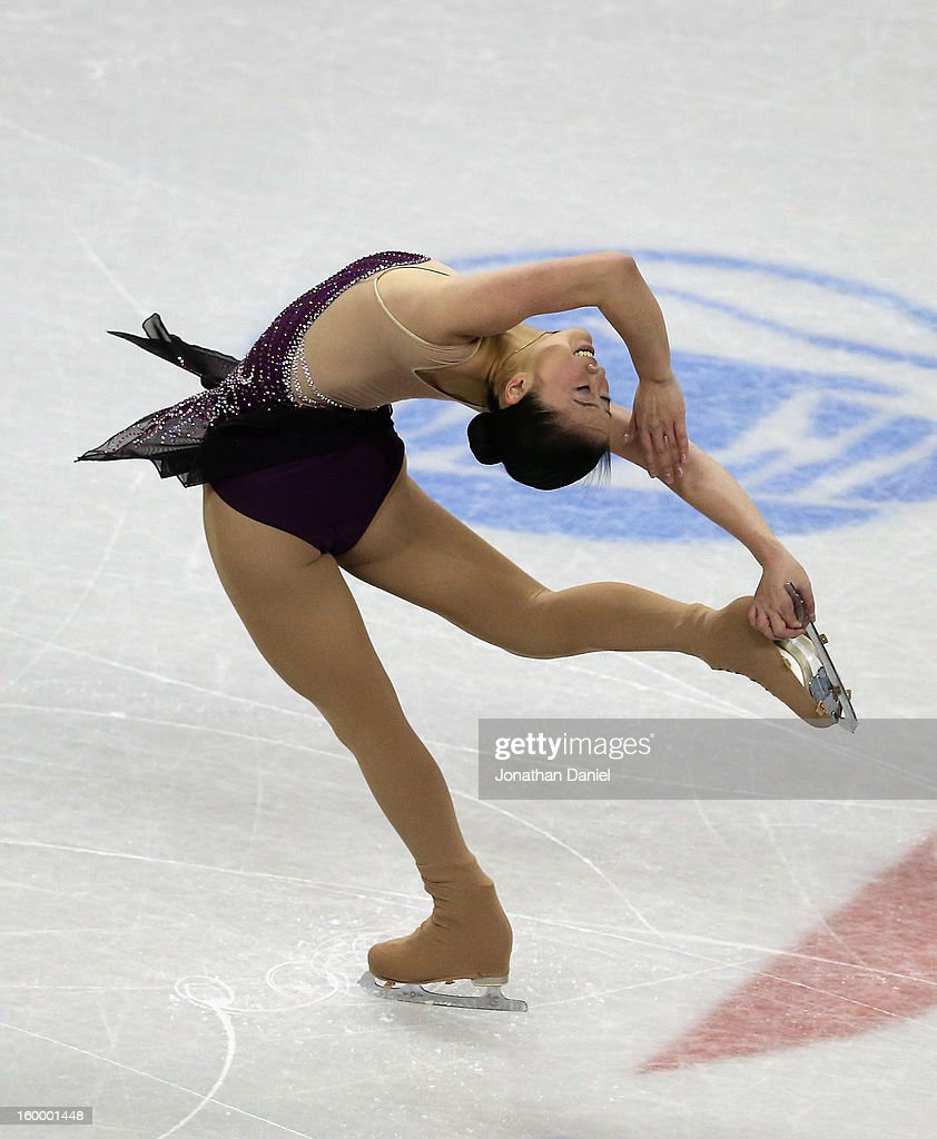2013 Prudential U.S. Figure Skating Championships : ニュース写真