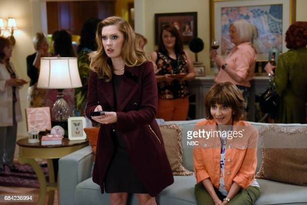 NEWS 'Carol's Eleven' Episode 110 Pictured Briga Heelan as Katie Andrea Martin as Carol