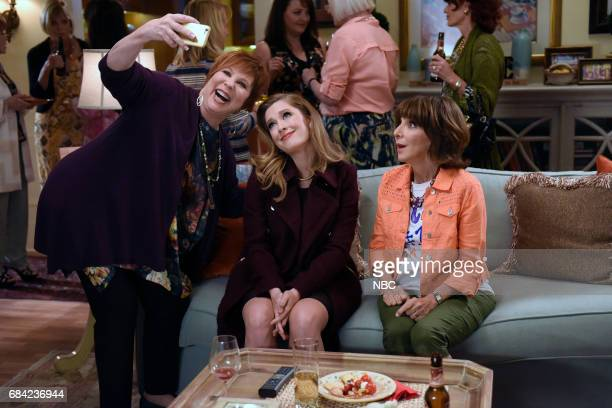 NEWS Carol's Eleven Episode 110 Pictured Vicki Lawrence as Angie Briga Heelan as Katie Andrea Martin as Carol
