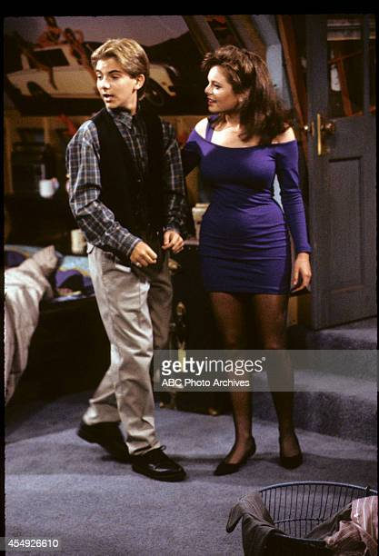 """Carol's Papers"""" - Airdate: October 25, 1989. JEREMY MILLER;TRACY WELLS"""