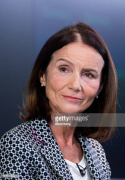 Carolyn Fairbairn director general of the Confederation of British Industry pauses during a debate entitled 'The Implications of Brexit' in London UK...