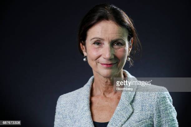 Carolyn Fairbairn director general of the Confederation of British Industry poses for a photograph in London UK on Wednesday May 24 2017 Britain's...