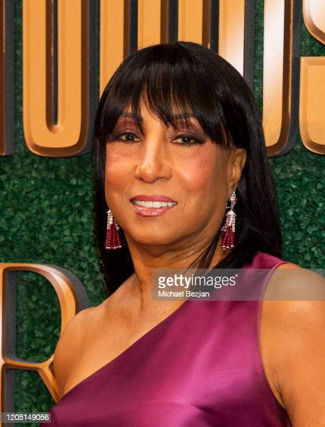 Carolyn Folks attends the Byron Allen's 4th Annual Oscar Gala to Benefit Children's Hospital Los Angeles on February 09, 2020 in Los Angeles,...
