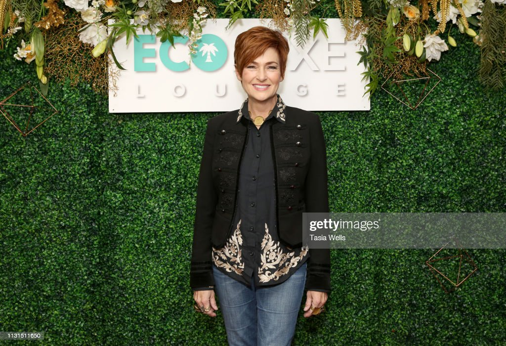 Debbie Durkin's EcoLuxe Lounge Honoring Film Nominees : News Photo