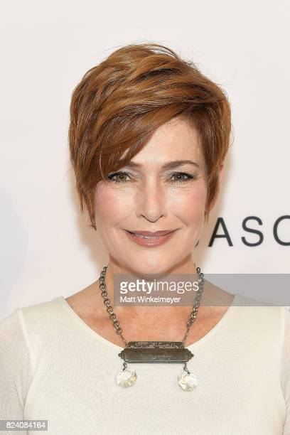 Carolyn Hennesy attends Freedom United Foundation presents Art with a Cause on July 27 2017 in Los Angeles California