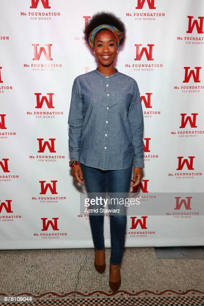 Carolyn Malachi attends the Ms. Foundation for Women 2017 Gloria Awards Gala & After Party at Capitale on May 3, 2017 in New York City.