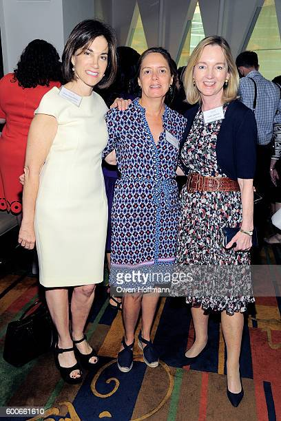 Carolyn Malcolm Priscilla Painton and Cathy Isaacson attend the 2016 Le Cirque Luncheon Hosted by Jean Shafiroff for The New York Women's Foundation...