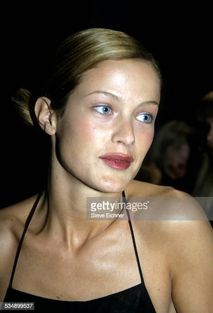 Carolyn Murphy at Marc Jacobs Fashion Show New York November 3 1997