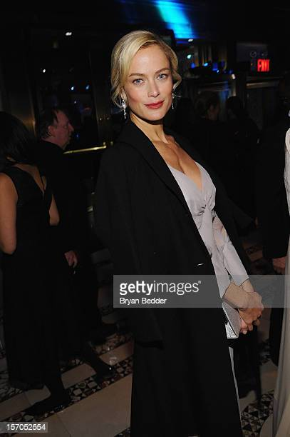 Carolyn Murphy attends the Unicef SnowFlake Ball at Cipriani 42nd Street on November 27 2012 in New York City