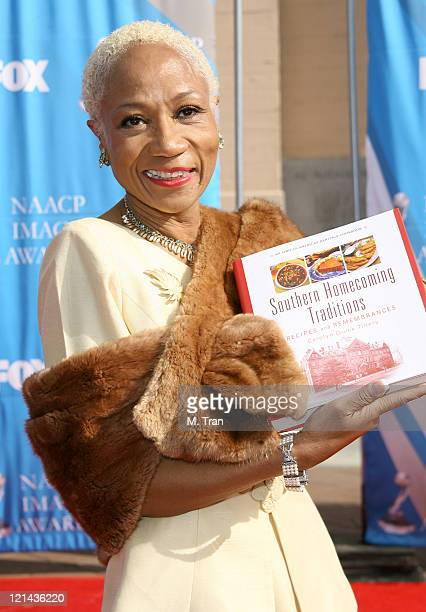 Carolyn Quick Tillery during 38th Annual NAACP Image Awards - Arrivals at Shrine Auditorium in Los Angeles, California, United States.