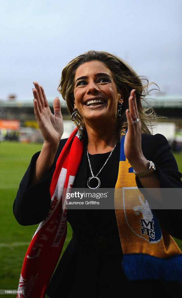 Carolyn Radford, CEO of Mansfield Town. Appointed as CEO of the club in 2001 at the age of 29, Radford has said that you need to be thick-skinned to work in men's football.