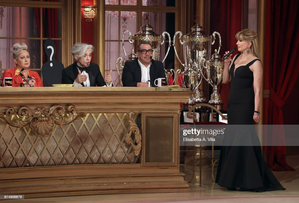 Ballando Con Le Stelle Tv Show - Final : News Photo