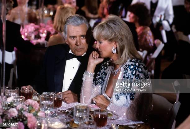 DYNASTY Carousel 12/21/83 John Forsythe Linda Evans