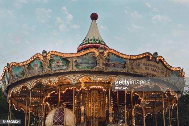 Carousel at Paris