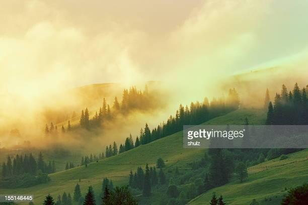 Karpaten Morgen