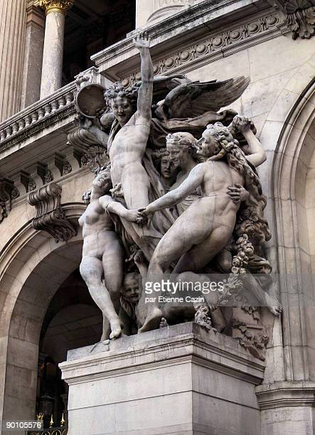 carpeaux. - musee d'orsay stock pictures, royalty-free photos & images