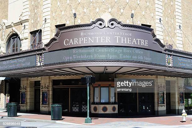 Carpenter Theatre in Richmond