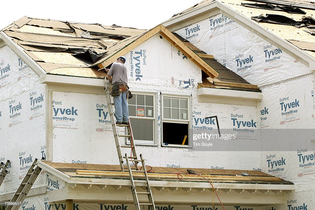 Housing Starts And Building Permits Report Released : News Photo