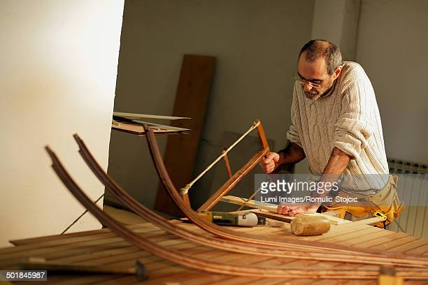 Carpentry, Boat builder, Osijek, Croatia, Europe