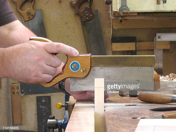 Carpentry - Cutting Dovetails