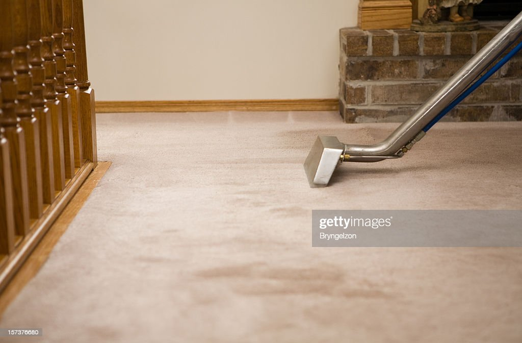 Carpet Cleaning Wand : Stock Photo
