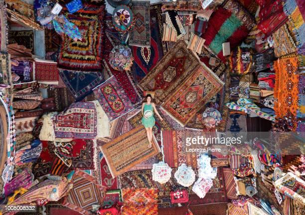 Carpet Market (Goreme - Cappadocia)