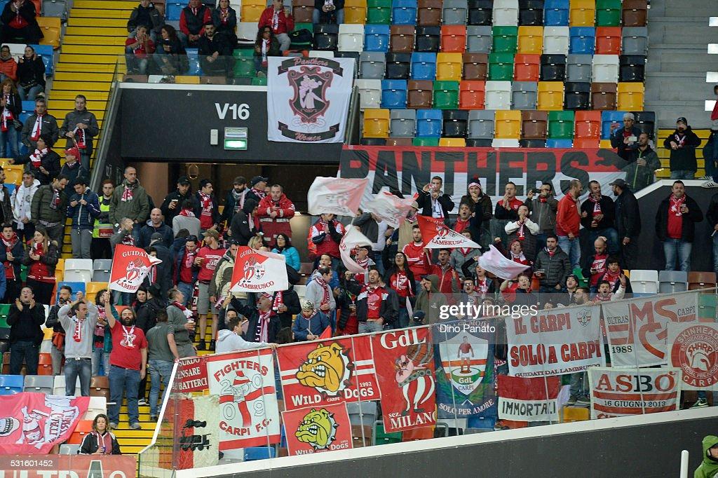 Udinese Calcio v Carpi FC - Serie A : ニュース写真
