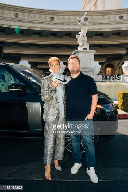 Carpool Karaoke with Celine Dion on The Late Late Show with James Corden