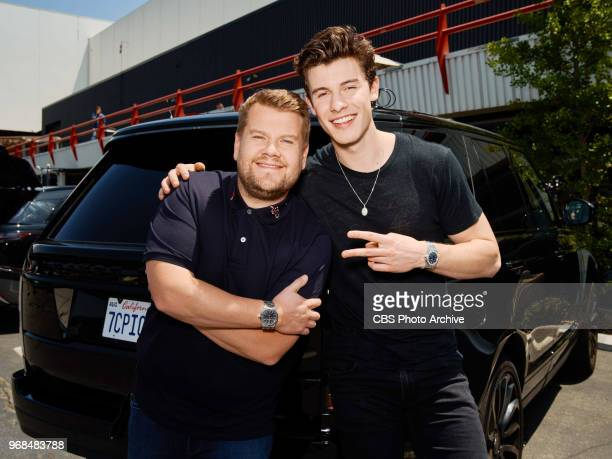 Carpool Karaoke with Shawn Mendes on The Late Late Show with James Corden