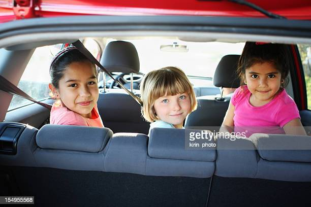 carpooling - car pooling stock photos and pictures
